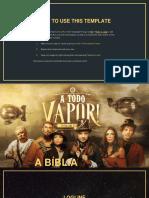 TV Show Bible — StudioBinder