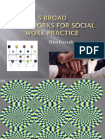 Frameworks for Social Work