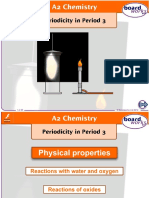 Periodicity in Period 3