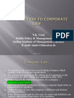 1 Corporate Law