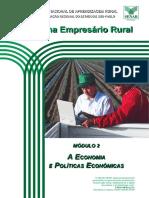 A economia e políticas econômicas