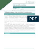 Gerenciamento da  Qualidade em Projetos Ai-FGV
