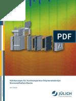 Kühlkonzepte Für Hochtemperatur-Polymerelektrolyt Brennstoffzellen-Stacks