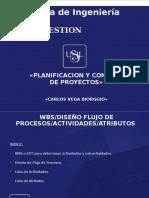 Clase Nro 02 Planificacion y Control de Obra