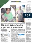 DEV_HEALTHKE:The need for devolved care/Eunice Kilonzo