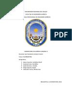 Acidos y Bases Informe
