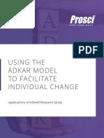 ADKAR Facilitating Individual Change 8.28.2017