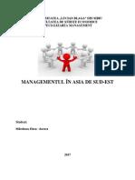 Mg Comparat in Asia de Sud-Est