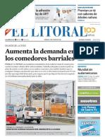 El Litoral Mañana 07-07-2018