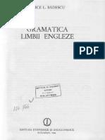 Alice Badescu, Gramatica Limbii Engleze.docx