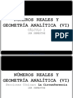 Clase 6_Secciones Conicas I