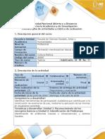 Guía de actividades y rúbrica de evaluación - Paso 4 - Reflexión Teórica Evaluación Final (1).doc
