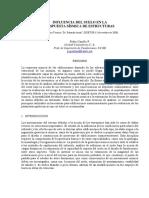 Ci 29. Influencia Del Suelo en La Respuesta Sismica