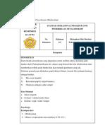 Lampiran 3. SOP Pemeriksaan Oftalmoskopi