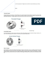 There are variety of flanges available to suit the requirements.docx