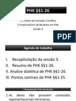 PHK §§1-26