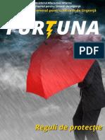 Reguli de Protectie in Timpul Furtunilor