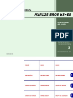 Catalogo de Partes Honda Nxr 125 Bros-ks-es 03-04-05