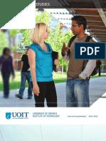 2011-2012 Graduate Studies Viewbook