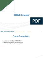 19381895 RDBMS Concepts