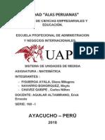 Trabajo de Matematica Uap (1)