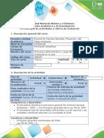 Guía de Actividades y Rubrica de Evaluacion Fase 1. Principios Generales Del SINA