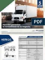Ficha HD78 C