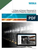 CEN LSC AMER 5 Rules of Sensor Placement B211369EN A
