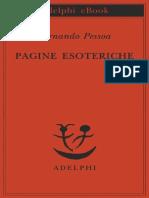 Fernando Pessoa Pagine Esoteriche-ITALIAN