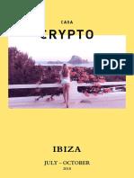 Casa Crypto Brochure