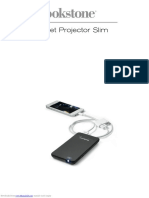 Pocket Projector Slim