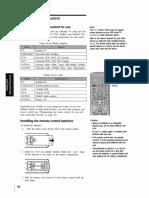 Remote Manual CT-90164