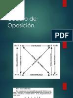 Cuadro de Oposición