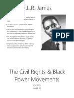 CivilRights BlackPower Slides