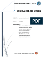 Primer Informe Cuenca