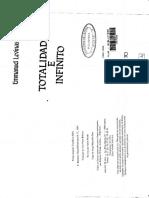 Emmanuel Levinas - Totalidade e infinito.pdf