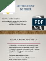 Distribucion f de Fisher-Snedecor