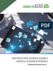 Handleiding Downloaden Installatiebestanden Softwaredirectonline Nederlands