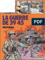 Histoire Juniors - La Guerre de 39-45