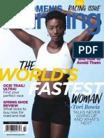 Women s Running USA March 2018