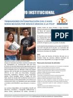 Boletín Mayo - Junio CONAFOVICER