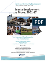 Pennsylvania Employment on the Move 2001 17