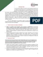 Déclaration Finale Rencontres économiques d'Aix-en-Provence