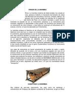 Origen de La Marimba (2)