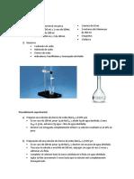 informe 6 quimica