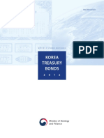 Korea Treasury Bonds 2016