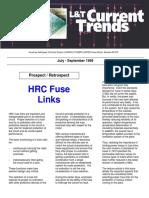 HRC Fuse Link