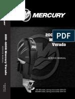 Verado L6 200-300 Gen5 & 350-400R Service Manual