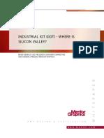 Industrial IoT Webinar