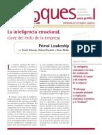 Intelig Emocional Clave Exito Empresarial D Goleman.pdf